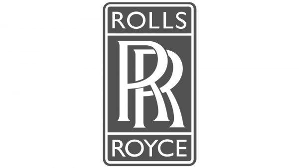 rolls royce old logo