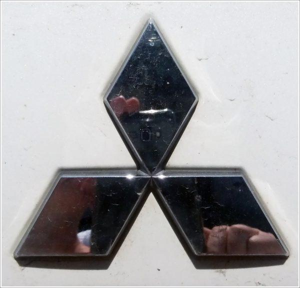 mitsubishi logo meaning and history latest models world