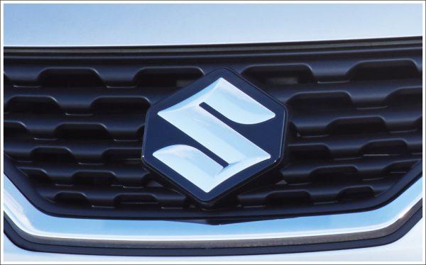 Suzuki Logo colors