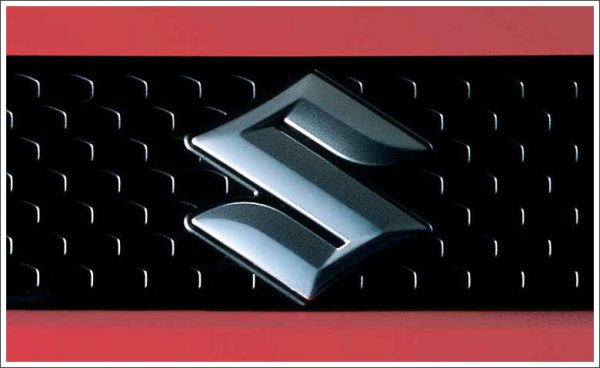 Suzuki Logo description