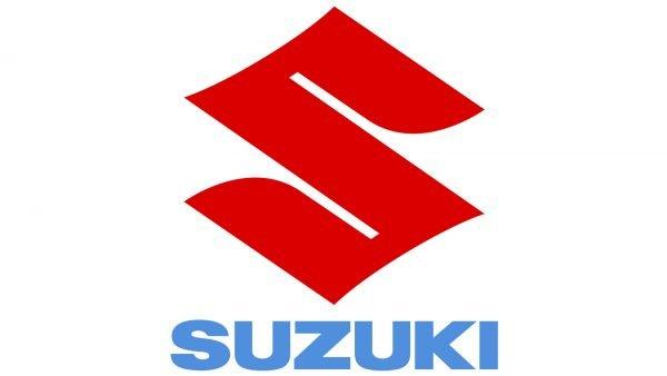 suzuki logo white