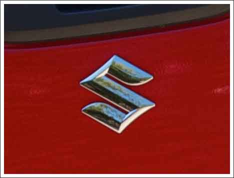 Suzuki emblem history