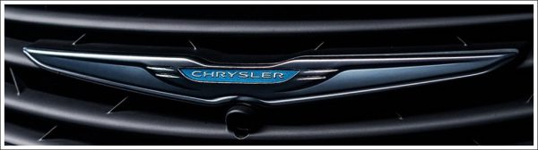 Chrysler car logo
