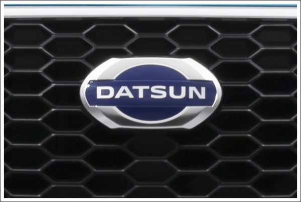 Datsun Logo Colors