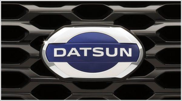 Nissan Datsun logo