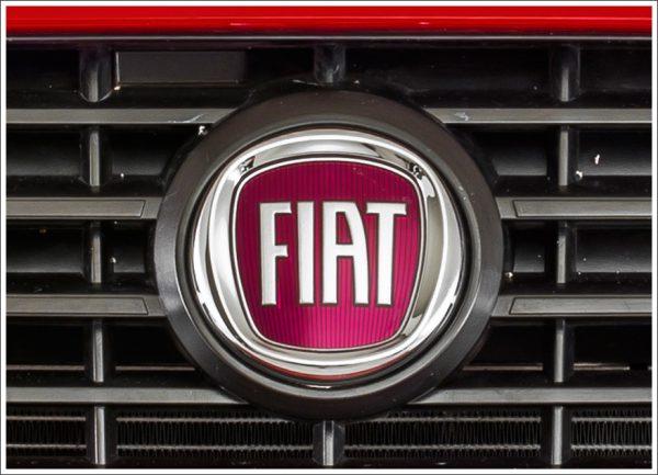 Fiat logo 2018