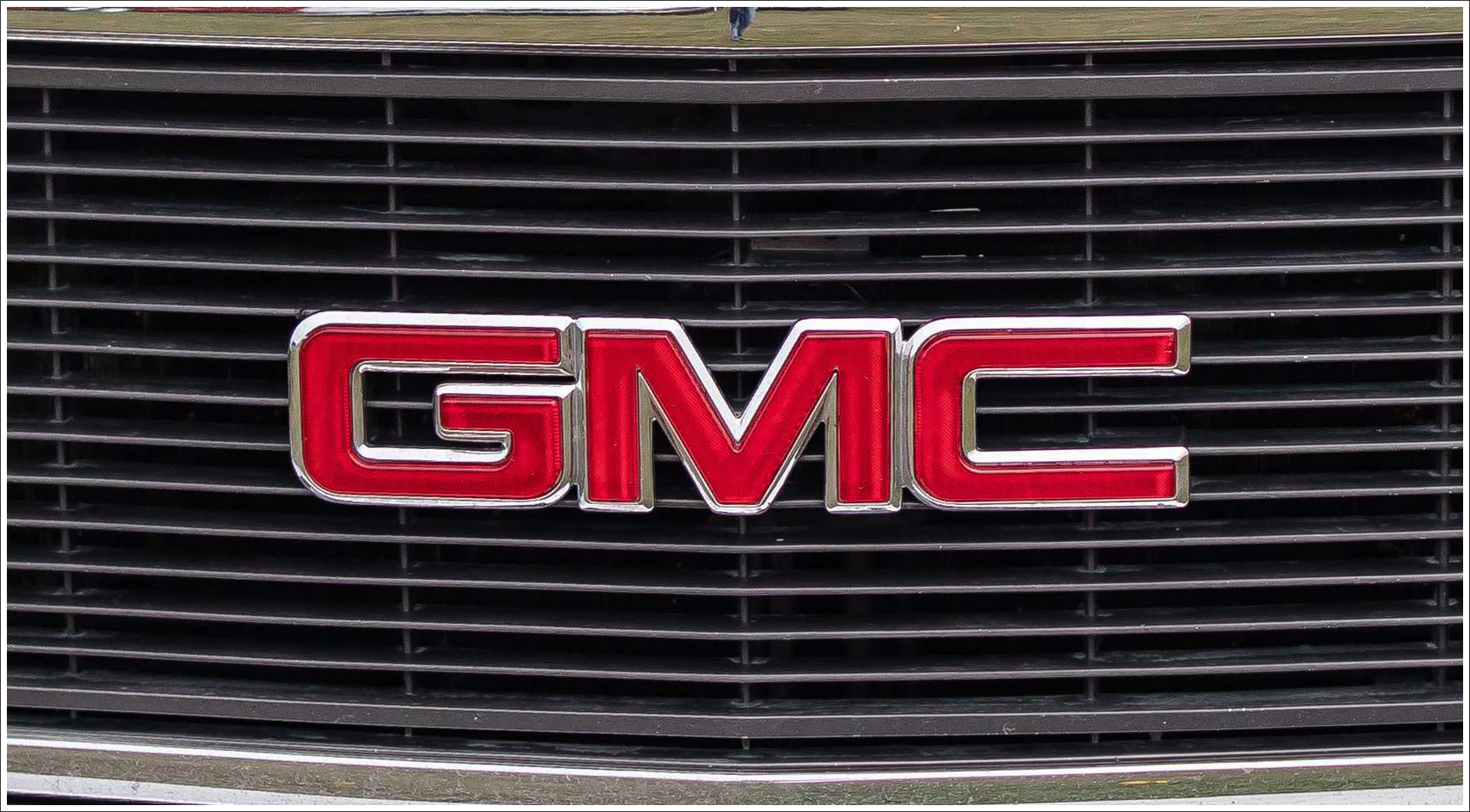 Gmc Logo Meaning And History Latest Models World Cars
