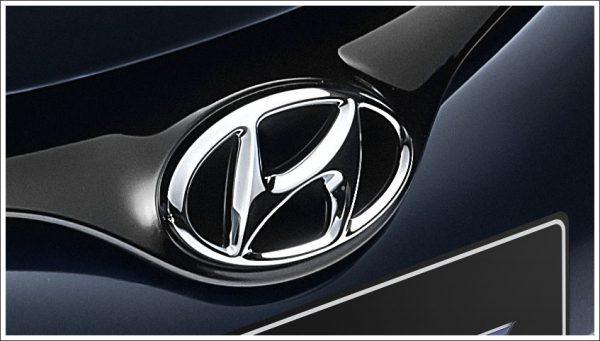Hyundai logo image