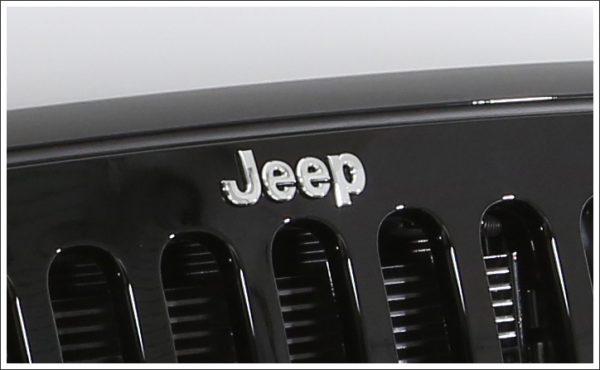 Jeep company logo