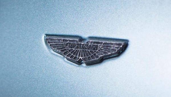 aston martin car emblem