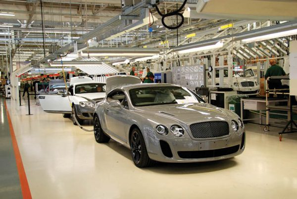 bentley-manufacturer