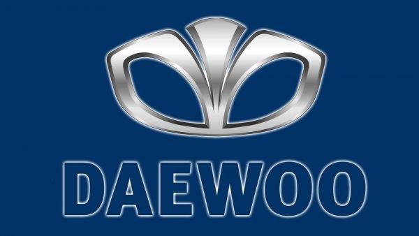 Color Daewoo logo