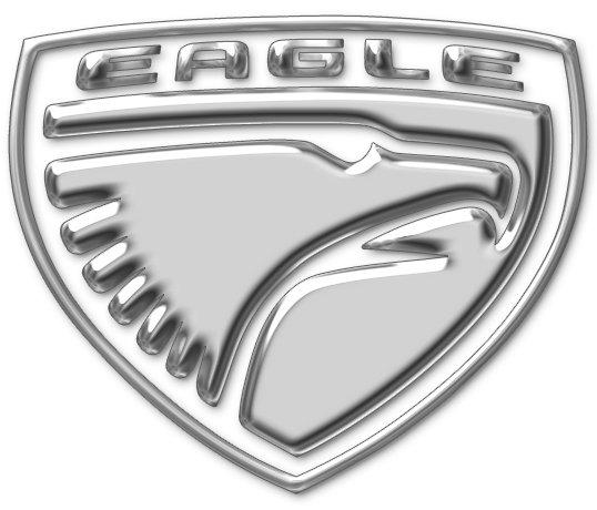 Eagle car emblem
