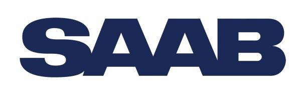 Font Saab logo