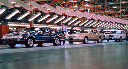 lincoln-manufacturer
