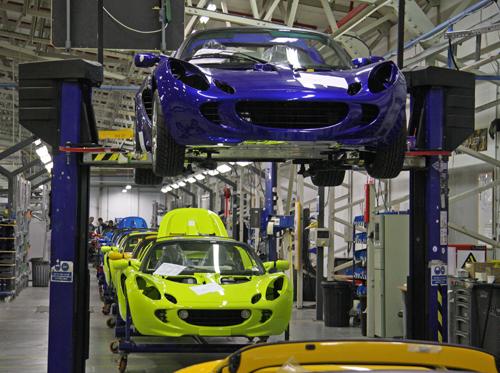 lotus-manufacturer