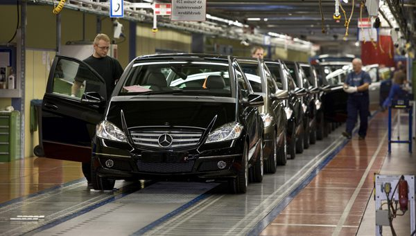 where-is-mercedes-benz-made