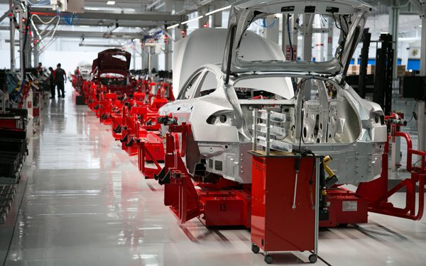 where-is-tesla-made