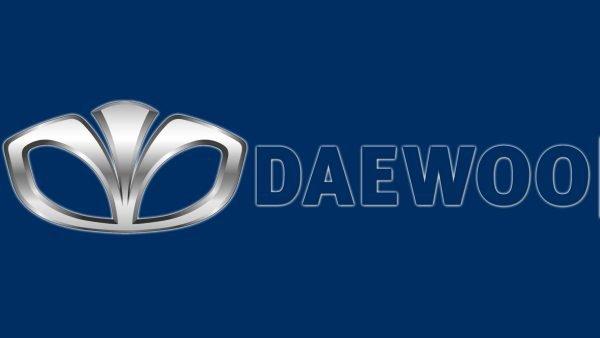 daewoo car symbol