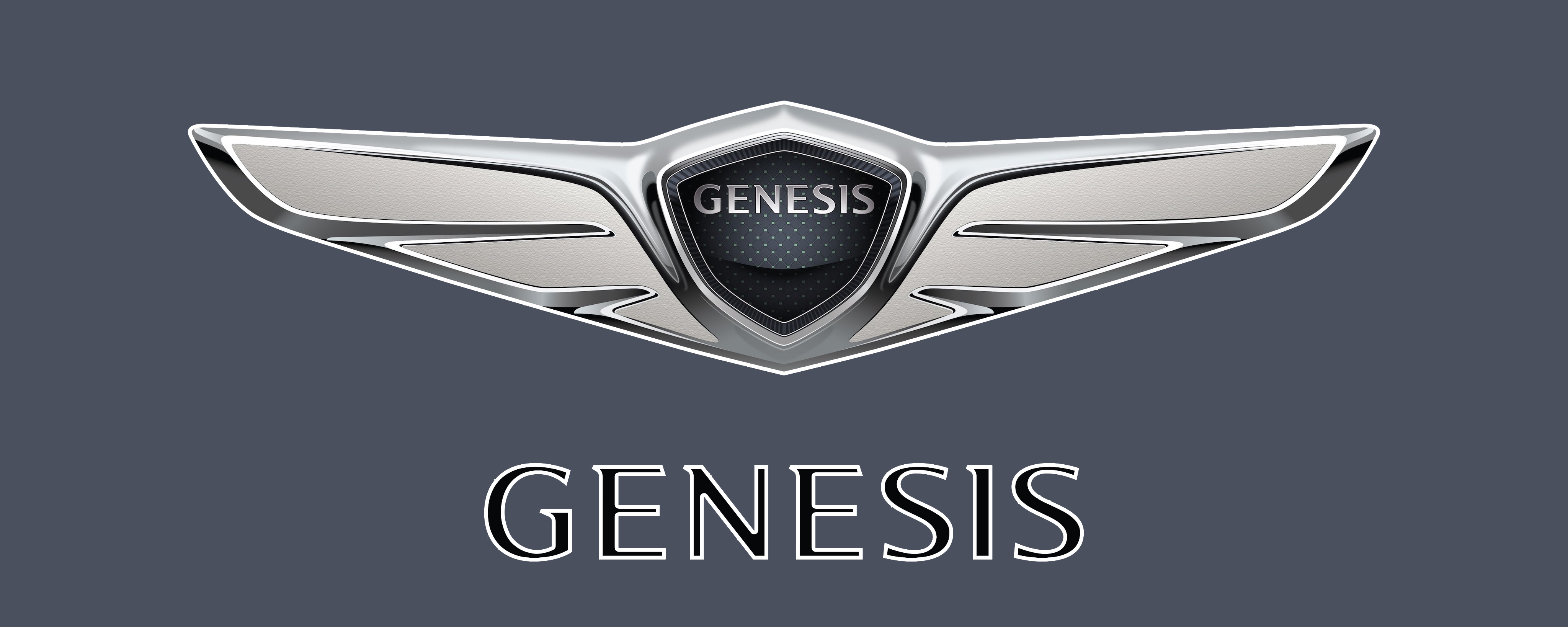 Genesis Logo Meaning And History Latest Models World Cars Brands