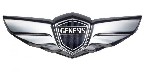hyundai genesis new logo