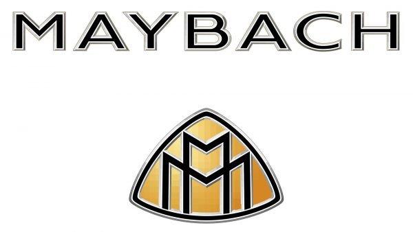 mercedes benz maybach logo