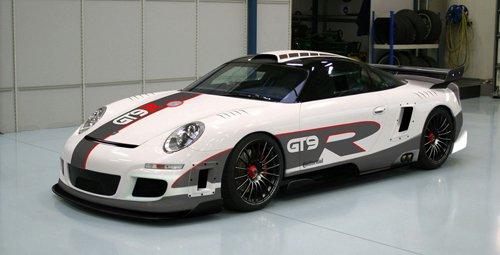 2008 9ff GT9 Porsche