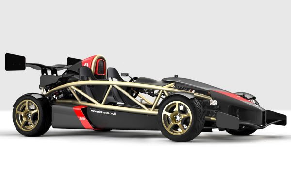 2012 Ariel Atom 500 (V8) 0-60 mph 2.3