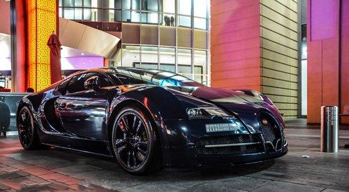 2013 Bugatti Veyron Mansory Empire Edition