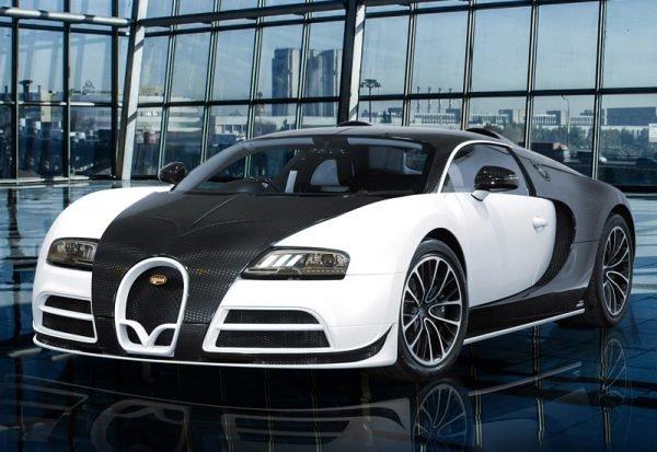 2014 Bugatti Veyron 16.4 Mansory Vivere