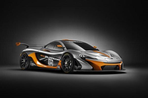 2016 McLaren P1 GTR 0-60 mph 2.5