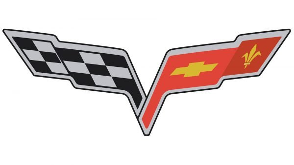 corvette racing logo