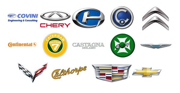Car brands that start with C