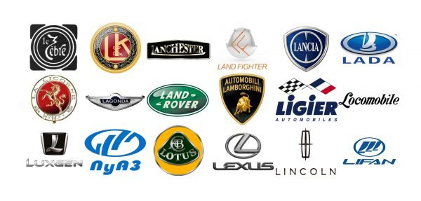 Car brands that start with L