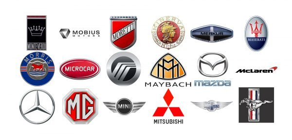 Car brands that start with M