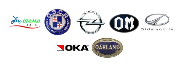 Car brands that start with O