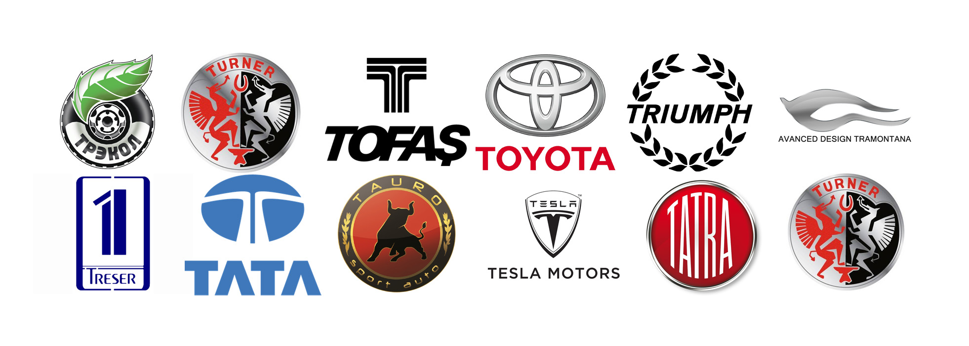Car Brands With A Z World Cars Brands