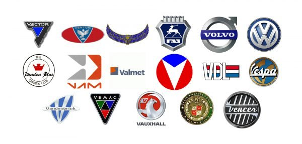 Car brands that start with V