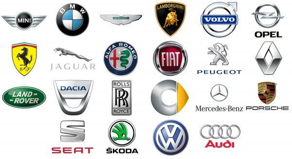 European Car Brands Logos >> List of all European Car Brands | World Cars Brands