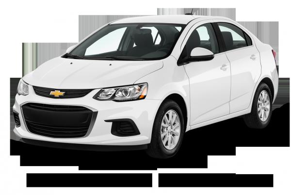 Chevrolet Sonic LS Sedan 2017