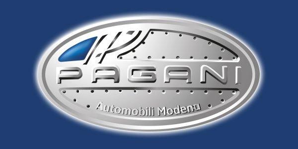 Color Pagani Logo