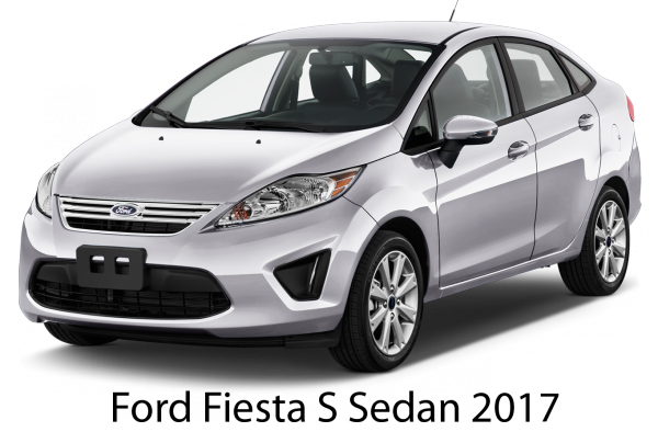 Ford Fiesta Comparable Cars