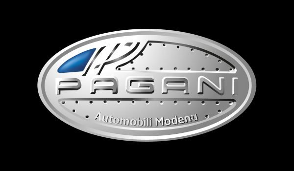 Pagani car symbol
