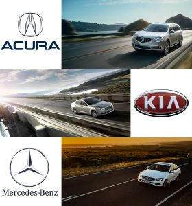 Top 3 Luxury Car Brands in Year 2017