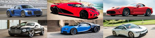 Top 6 Exotic Cars You Did Not Know About