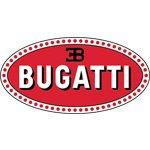 Bugatti logo vector