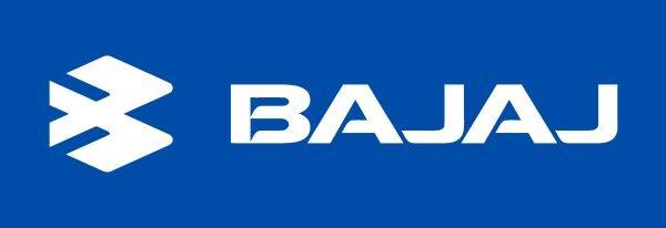 Цветной логотип Bajaj