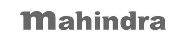 Font Mahindra logo