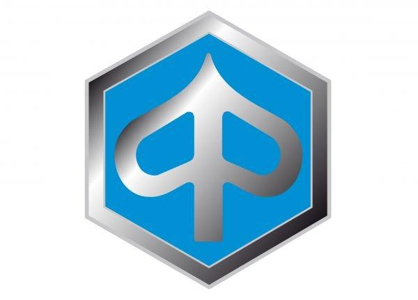 Color Piaggio logo