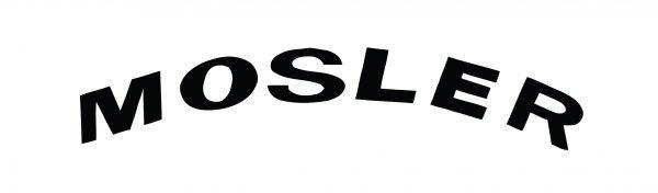 Font Mosler logo